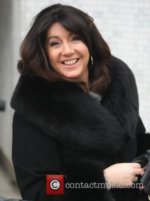 Jane Mcdonald - Celebrities at the ITV Studios - London, United Kingdom - Thursday 28th March 2013