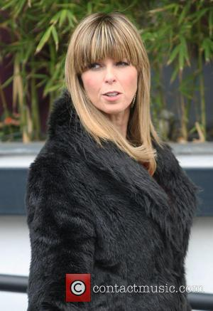 Kate Garraway - Celebrities at the ITV Studios - London, United Kingdom - Thursday 28th March 2013