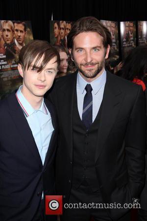 Dane Dehaan and Bradley Cooper