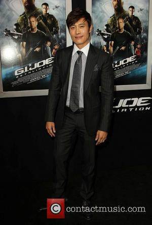 Byung-Hun Lee - G.I. Joe: Retaliation LA premiere, held at the Grauman's Chinese Theatre - Arrivals - Hollywood, California, United...