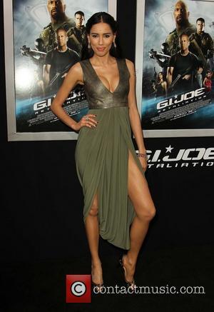 Rebecca Da Costa - G.I. Joe: Retaliation LA premiere, held at the Grauman's Chinese Theatre - Arrivals - Hollywood, California,...