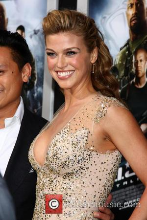 Adrianne Palicki Engaged To Wed Stuntman