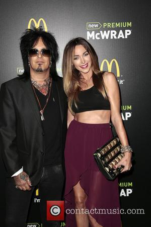 Paramount Pictures Studios, Nikki Sixx, Courtney Bingham