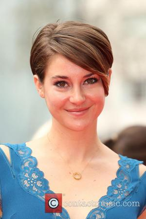 Shailene Woodley - Divergent premiere held at the Odeon Leicester Square - Arrivals - London, United Kingdom - Saturday 30th...