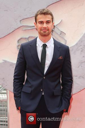 Theo James - Divergent European Premiere held at the Odeon Leicester Square - Arrivals - London, United Kingdom - Saturday...