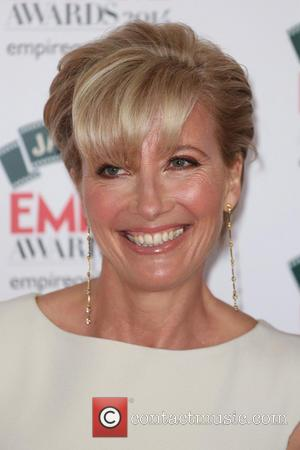 Emma Thompson - The Jameson Empire Awards 2014 held at Grosvenor House - Arrivals - London, United Kingdom - Saturday...