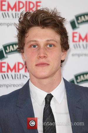 George MacKay - The Jameson Empire Awards 2014 held at Grosvenor House - Arrivals - London, United Kingdom - Saturday...