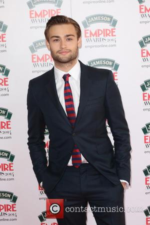 Douglas Booth - The Jameson Empire Awards 2014 held at Grosvenor House - Arrivals - London, United Kingdom - Saturday...