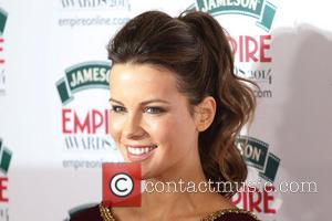 Kate Beckinsale - The Jameson Empire Awards 2014 held at Grosvenor House - Arrivals - London, United Kingdom - Saturday...