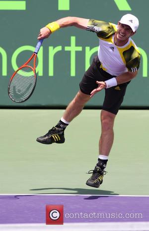 Andy Murray - Sony Open Men's Final