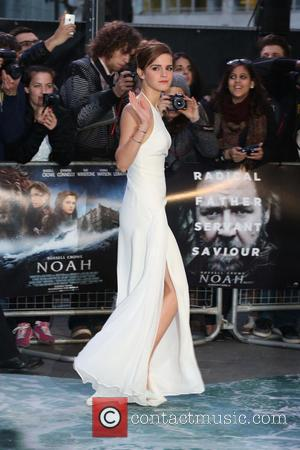 Emma Watson: 'Harry Potter Prepared Me For Gruelling Noah Shoot'