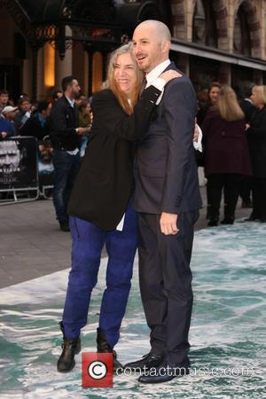 Patti Smith and Darren Aronofsky - U.K. premiere of 'Noah' held at the Odeon Leicester Square - Arrivals - London,...