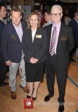 General Hospital, Genie Francis, Kin Shriner and Tony Geary