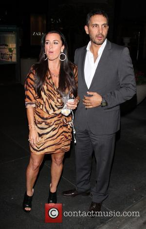 Kyle Richards - Celebrities seen at MIXOLOGY at The Grove for the 'Dancing With The Stars' afterparty - Los Angeles,...