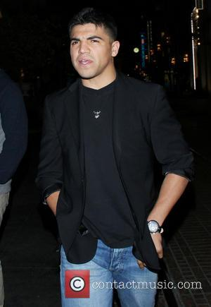 Victor Ortiz - Celebrities seen at MIXOLOGY at The Grove for the 'Dancing With The Stars' afterparty - Los Angeles,...