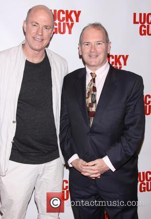 Michael Gaston and Jim Dwyer