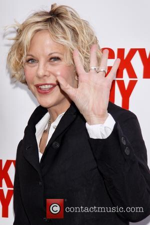 Meg Ryan - Premiere Of 'Lucky Guy'