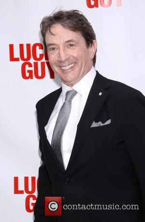 Martin Short - Premiere of 'Lucky Guy' at the Broadhurst Theatre -Arrivals - New York City, NY, United States -...
