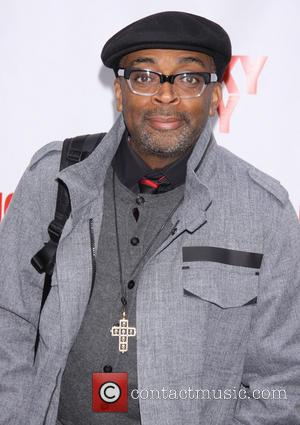 Spike Lee - Premiere of 'Lucky Guy' at the Broadhurst Theatre -Arrivals - New York City, NY, United States -...