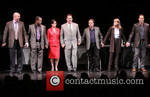 Michael Gaston, Courtney B. Vance, Maura Tierney, Tom Hanks, Peter Scolari, Deirdre Lovejoy and Danny Mastrogiorgio
