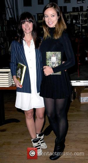 Kelly Oxford and Olivia Wilde