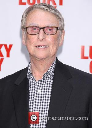 Mike Nichols - Opening Night of 'Lucky Guy' at the Broadhurst Theatre -Arrivals - New York City, United States -...