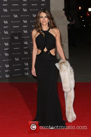 Elizabeth Hurley's Home In Chaos Over Mouse Invasion