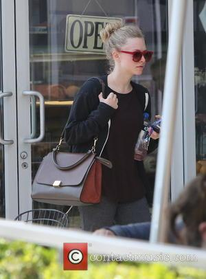 Who's In Charge Here? - Amanda Seyfried's Pooch Shows Her Who's Boss