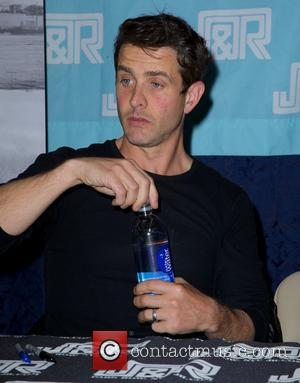 Joey McIntyre, New Kids on the Block and NKOTB - New Kids on the Block promote their latest album '10'...