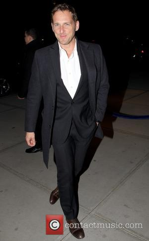 Josh Lucas - New York premiere of 'Trance' hosted by the Cinema Society & Montblanc at SVA Theater- Outside Arrivals...
