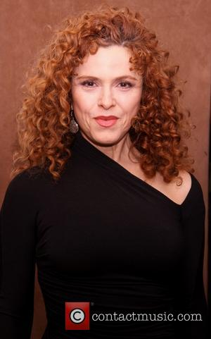 Bernadette Peters - Opening night of 'Elaine Stritch At The Carlyle: Movin' Over And Out' at the Cafe Carlyle -...
