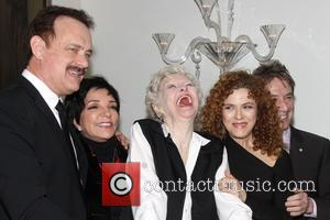 Tom Hanks, Liza Minnelli, Elaine Stritch, Bernadette Peters and Martin Short
