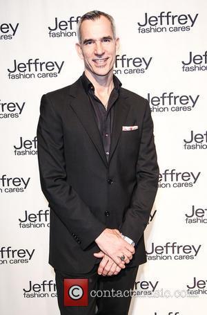 Jerry Mitchell - Jeffrey Fashion Cares 10th Anniversary Celebration at The Intrepid - New York City, NY, United States -...