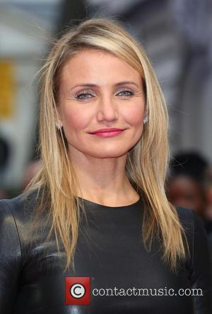 Cameron Diaz - The Other Woman - UK gala screening - Arrivals - London, United Kingdom - Tuesday 2nd April...