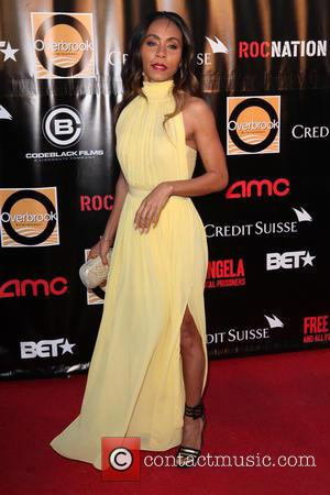 Jada Pinkett Smith - 'Free Angela and All Political Prisoners' premiere