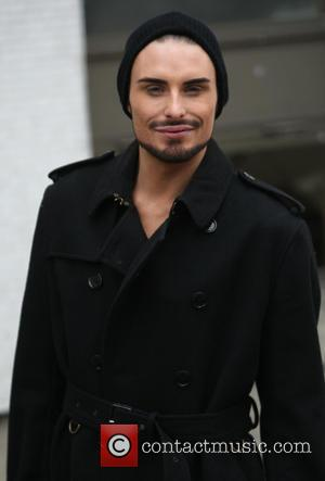 Rylan Clark - Celebrities at the ITV studios - London, United Kingdom - Wednesday 3rd April 2013