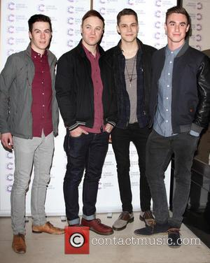 Don Broco and London - April 3rd 2013