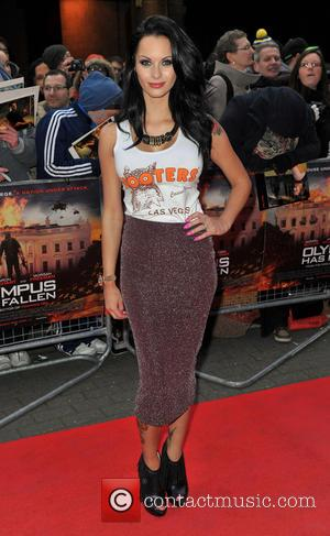 Jessica Jane Clement - 'Olympus Has Fallen' UK film premiere held at the BFI IMax - Arrivals - London, United...