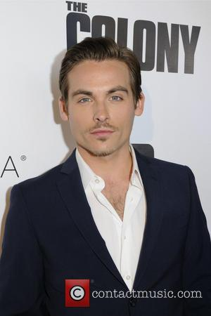Kevin Zegers - 'The Colony' World Premiere at Scotiabank Theatre. - Toronto, Ontario, Canada - Wednesday 3rd April 2013