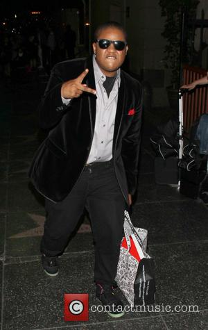 Kyle Massey - Celebrities outside Avalon nightclub in Hollywood - Hollywood, California, United States - Wednesday 3rd April 2013