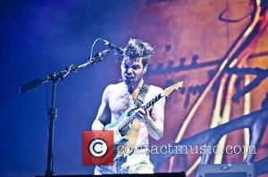 Biffy Clyro performing live in concert at the O2 Arena - London, United Kingdom - Wednesday 3rd April 2013