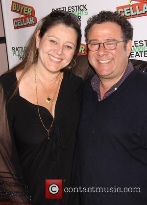 Camryn Manheim and Michael Greif