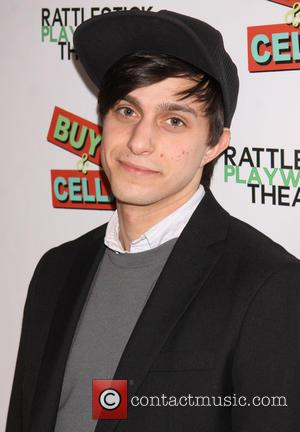Gideon Glick - Opening night of 'Buyer and Cellar' at the Rattlestick Playwrights Theater - Arrivals - New York City,...