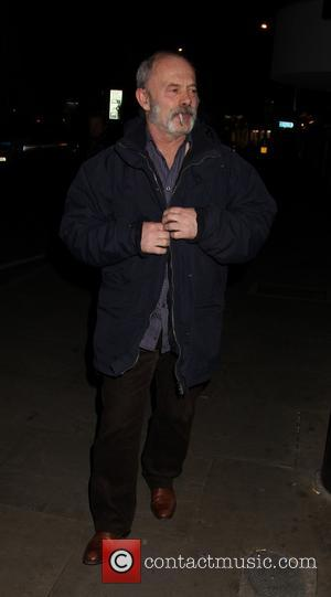 Keith Allen - Press night for 'Smack Family Robinson' at the Rose Theatre Kingston- Outside Arrivals - London, United Kingdom...