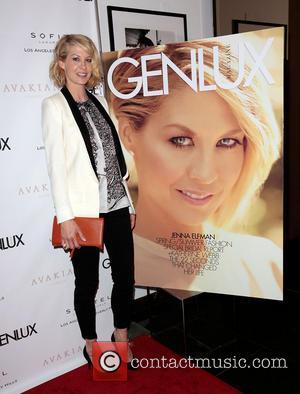 Jenna Elfman - Genlux Magazine Issue Release Party With Jenna Elfman at Sofitel Hotel - Los Angeles, California, United States...