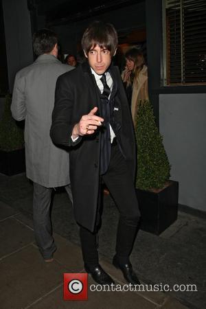Miles Kane - Celebrities leaving the Groucho club - London, United Kingdom - Thursday 4th April 2013