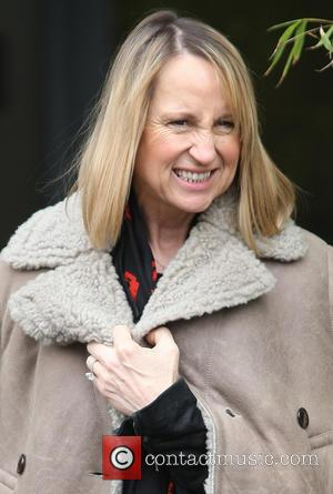 Carol Mcgiffin - Celebrities at the ITV studios - London, United Kingdom - Thursday 4th April 2013