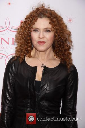 Bernadette Peters - Celebrities attend the Broadway premiere of 'Kinky Boots' at the Hirschfeld Theatre-Arrivals -  New York City,...