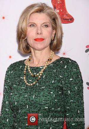 Christine Baranski - Celebrities attend the Broadway premiere of 'Kinky Boots' at the Hirschfeld Theatre-Arrivals -  New York City,...