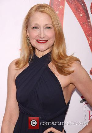 Patricia Clarkson - Celebrities attend the Broadway premiere of 'Kinky Boots' at the Hirschfeld Theatre-Arrivals -  New York City,...
